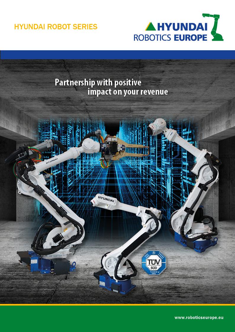 HYUNDAI ROBOT SERIES pdf